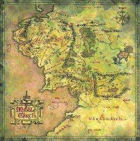 Фотообои Карта 07_0030