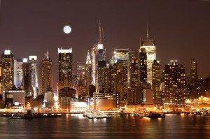 Ночной город 57700330