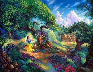 Сказочный лес -36230