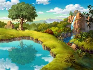 Сказочный лес-73475