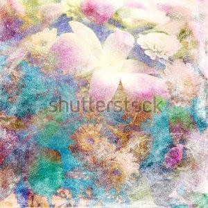 Цветы фон-124055998