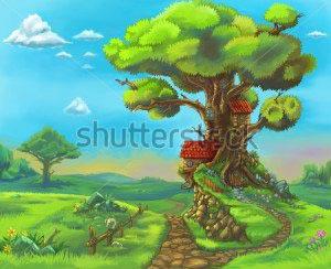 Сказочный лес -130058963