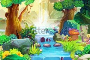 Сказочный лес-272970725