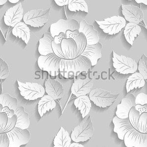 Фон цветы -253153900