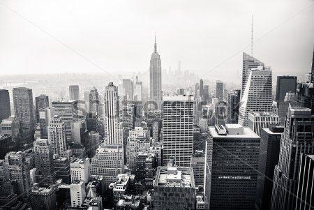 Фотошпалери Нью-Йорк - 156936455