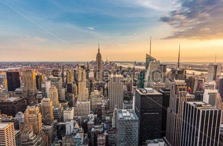 Фотошпалери Нью Йорк