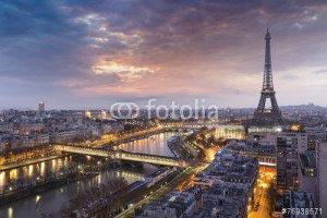 Вечерний Париж -76938571