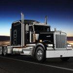 Фотошпалери Вантажівки