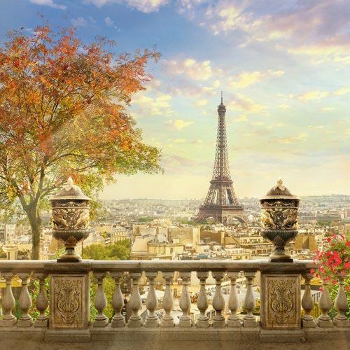 Фотообои Париж - 74982655