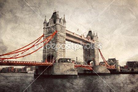 Фотошпалери Міст -162125291
