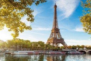 Париж -354748