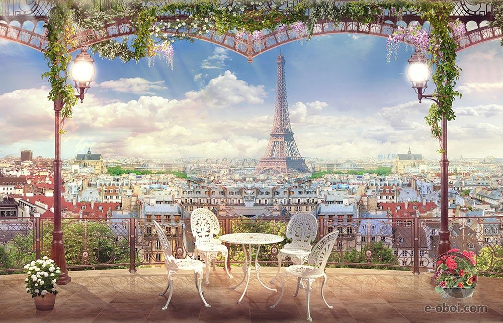 Фотообои Париж 30011_2
