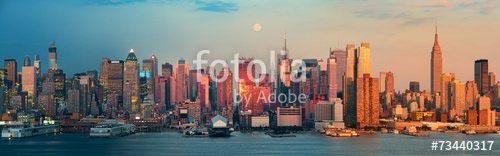 Фотообои Нью Йорк