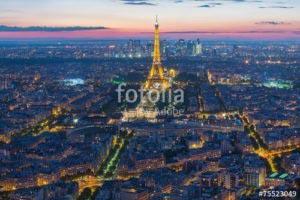 Ночной Париж -75523049