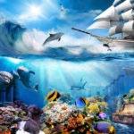 Подводный мир -7862881332
