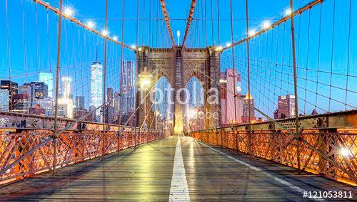 Фотошпалери Бруклінський міст