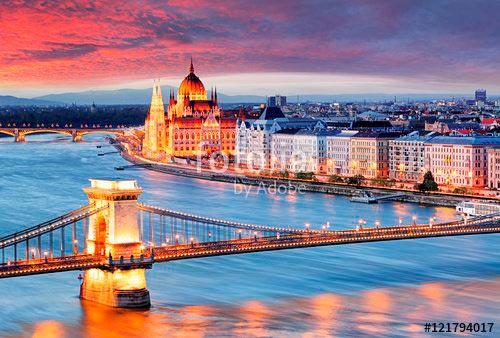 Фотошпалери Будапешт
