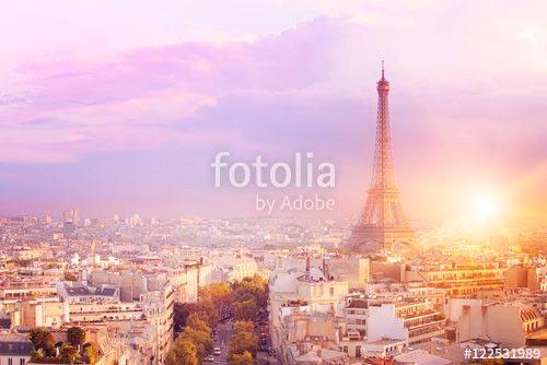 Фотошпалери Париж
