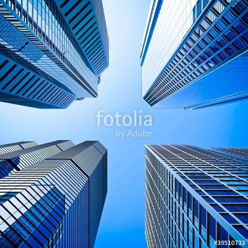 Фотообои 3д небоскреб -39510733