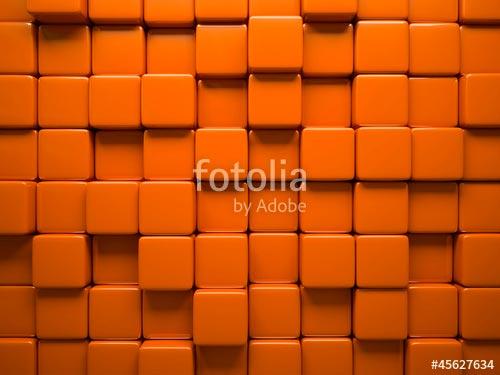 Фотообои 3д куб -45627634