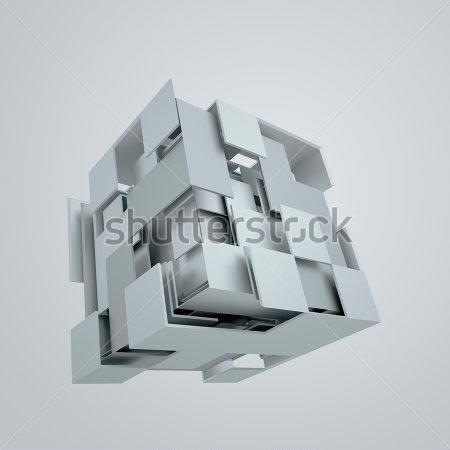 Фотообои 3д куб -347944370