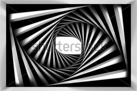 Фотообои 3д Туннель -49076785