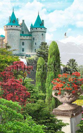 Фотошпалери Замок