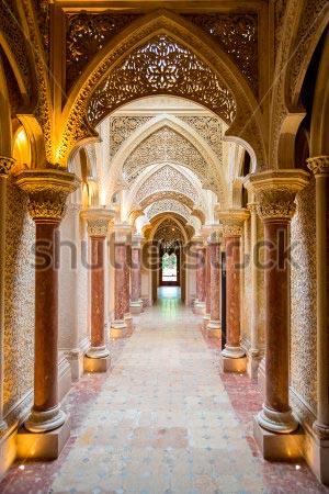 Фотообои Монферратський дворец -225134464