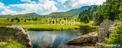 Фотообои Река 88489034