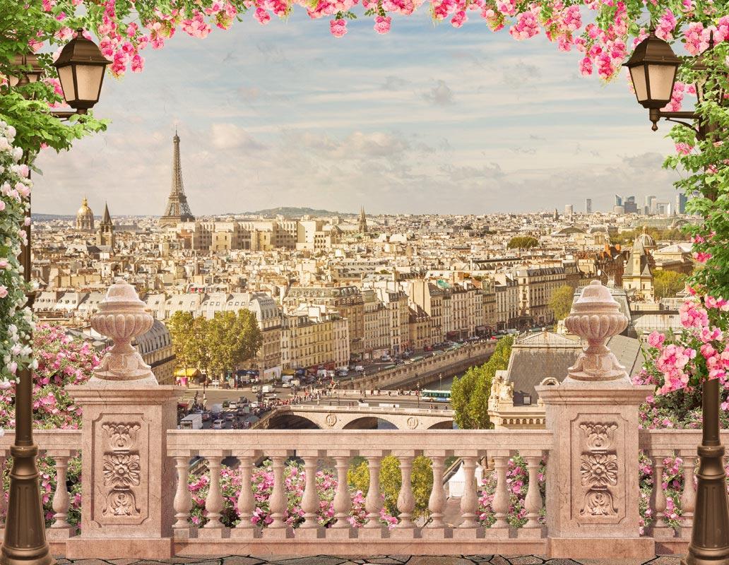 Фотообои Вид с балкона 512728150