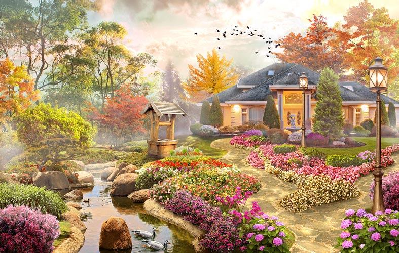 Фотошпалери Природа 563775010