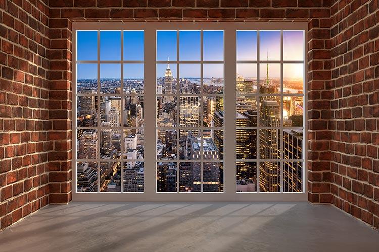 Фотообои Вид с окна 52959584-1