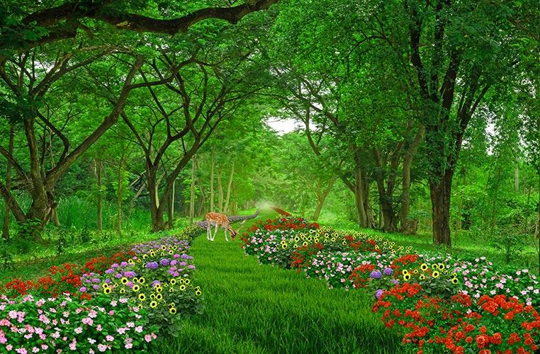 Фотообои Природа 1268952669