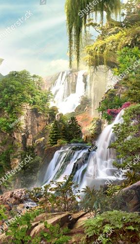Фотообои Природа 492691585