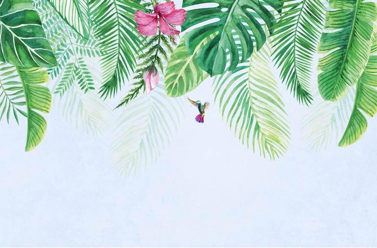 Фотообои Листья пальмы 232147539
