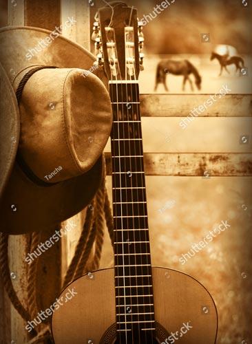 Фотообои Гитара 285076175