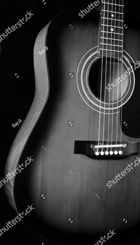 Фотошпалери Гітара 624586157