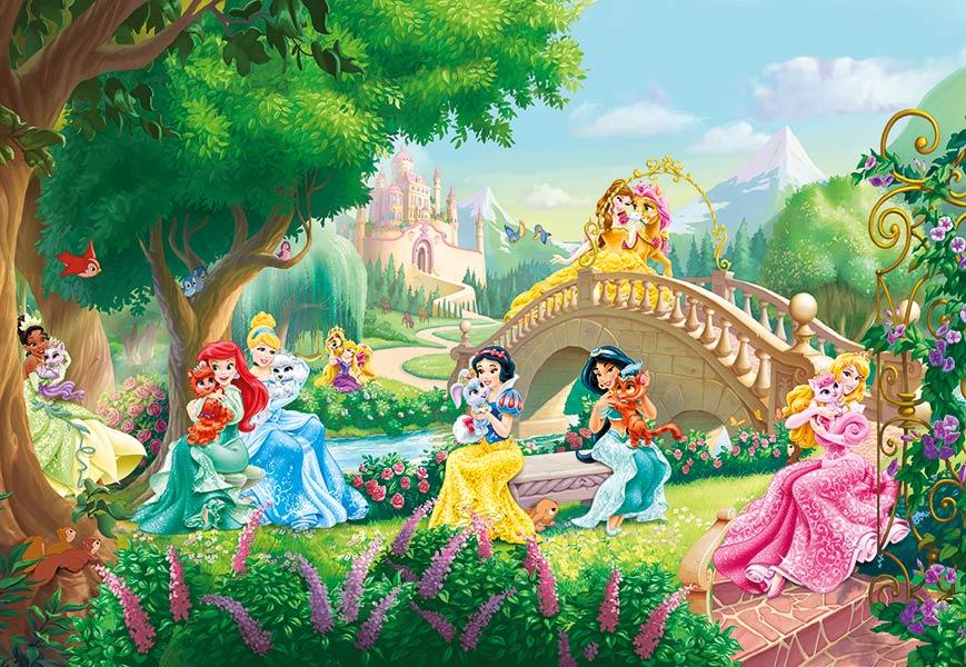 Фотообои Принцесы 690742264
