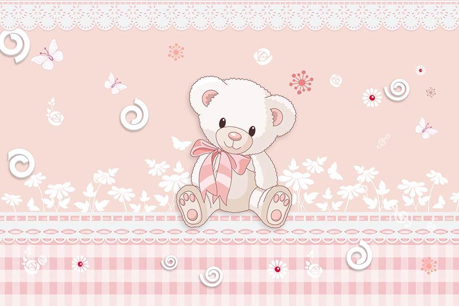 Фотошпалери Медведик 783244783