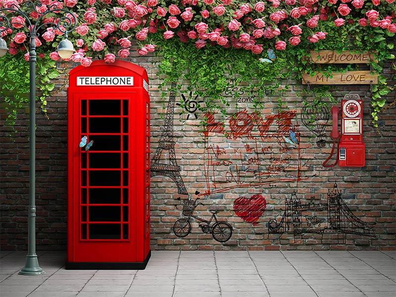 Фотошпалери Лондон 796316654