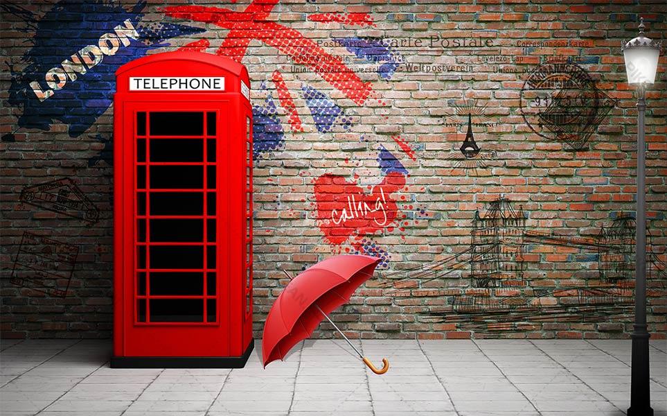 Фотошпалери Лондон 46247456