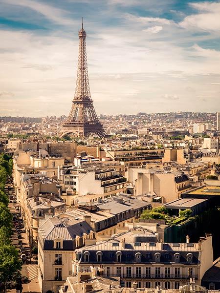 Фотообои Париж 649817779