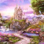 Фотоообои Замок 30010-3