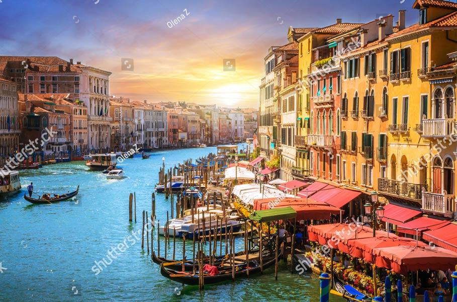 Фотошпалери Венеція 721775446