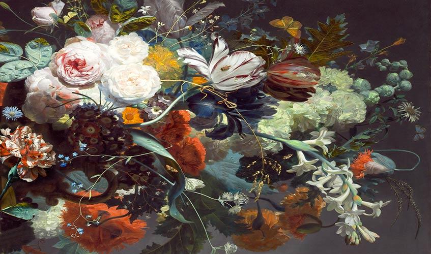 фотообои Арт Цветы -2145652253