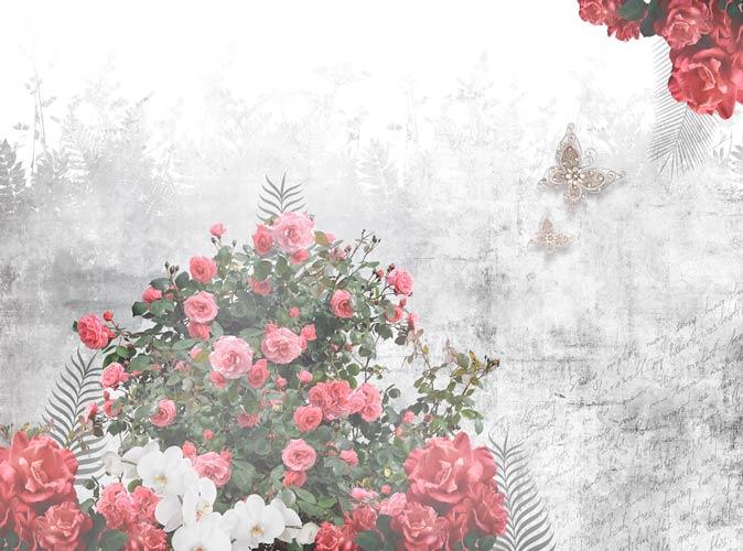 фотообои на стену ексклюзивные розы