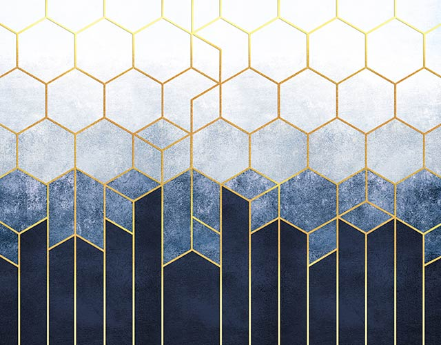 фотообои абстракция геометрия